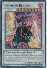 Crimson Blader - AP04-EN008 - Super Rare