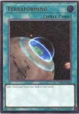 Terraforming - OP05-EN003 - Ultimate Rare
