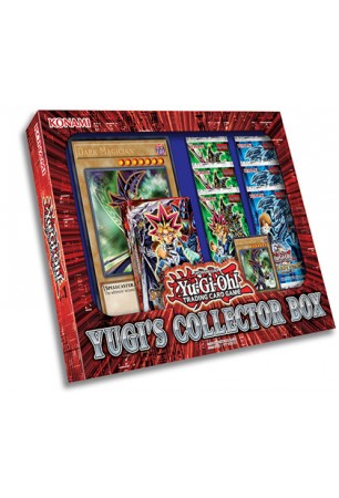 Yu-Gi-Oh! Yugi's Collector Box