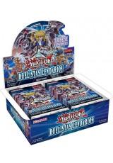 Yu-Gi-Oh! Duelistas Lendários Booster Box
