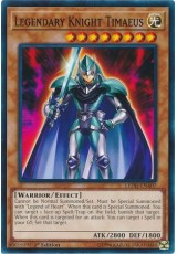 Legendary Knight Timaeus - LEDD-ENA07 - Common