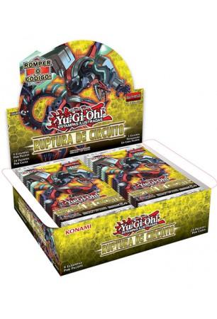 Yu-Gi-Oh! Ruptura de Circuito Booster Box