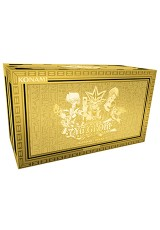 Caixa vazia - Yu-Gi-Oh! Decks Lendários II
