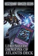 Yu-Gi-Oh! Decks dos Dragões Lendários - Os Dragões Lendários de Atlantis