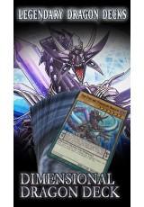 Yu-Gi-Oh! Decks dos Dragões Lendários - Dragões Dimensionais
