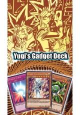 Yu-Gi-Oh! Decks Lendários do Yugi - Gadget