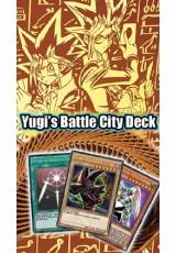 Yu-Gi-Oh! Decks Lendários do Yugi - Batalha da Cidade