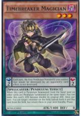 Timebreaker Magician - BOSH-EN002 - Rare
