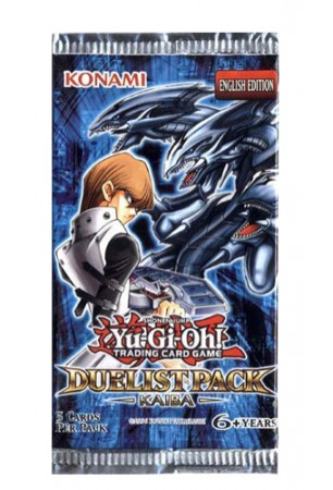 Yu-Gi-Oh! Duelist Pack: Kaiba Booster