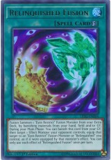 Relinquished Fusion - LED2-EN004 - Ultra Rare