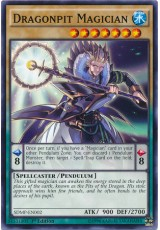 Dragonpit Magician - SDMP-EN002 - Common