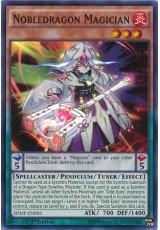Nobledragon Magician - SDMP-EN003 - Super Rare