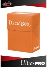 Deck Box Ultra Pro - Orange