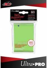 Deck Protector Ultra Pro Small (60 Sleeves) - Lime Green