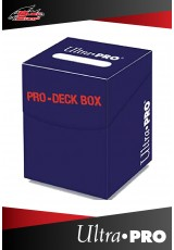 Deck Box Ultra Pro 100+ - Blue