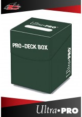Deck Box Ultra Pro 100+ - Green