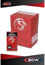 Deck Case BCW - Red