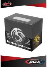 Deck Case BCW - Tandem - Black