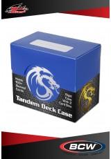 Deck Case BCW - Tandem - Blue