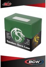 Deck Case BCW - Tandem - Green