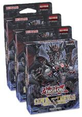 3 x Yu-Gi-Oh! Deck Estrutural: Covil das Trevas (3 unidades)