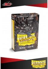 Deck Protector Dragon Shield Mini Matte (60 sleeves) - Black