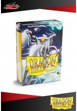 Deck Protector Dragon Shield Mini Matte (60 sleeves) - White