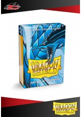 Deck Protector Dragon Shield Mini Matte (60 sleeves) - Sky Blue