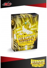 Deck Protector Dragon Shield Mini Matte - Yellow