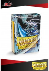 Deck Protector Dragon Shield Mini Matte (60 sleeves) - Clear