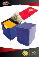 Deck Box DEX Protection - Creation Line Small - Blue