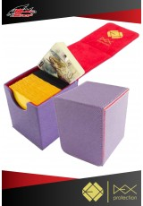 Deck Box DEX Protection - Creation Line Small - Purple