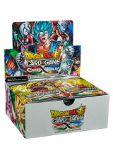 Dragon Ball Super CCG - Cross Worlds Booster Box