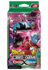 Dragon Ball Super CCG - Cross Worlds Special Pack