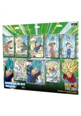 Dragon Ball Super CCG - Mighty Heroes Expansion Deck Box Set 01
