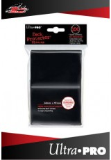 Deck Protector Ultra Pro Standard (100 Sleeves) - Black