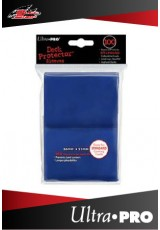 Deck Protector Ultra Pro Standard (100 Sleeves) - Blue