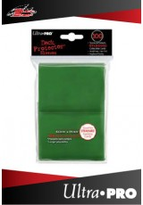 Deck Protector Ultra Pro Standard (100 Sleeves) - Green