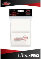 Deck Protector Ultra Pro Standard (100 Sleeves) - White
