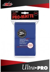Deck Protector Ultra Pro Standard (100 Sleeves) - Pro-Matte Blue