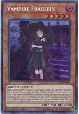 Vampire Fräulein - DASA-EN003 - Secret Rare
