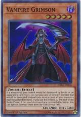 Vampire Grimson - DASA-EN004 - Super Rare
