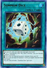 Summon Dice - BLRR-EN002 - Ultra Rare