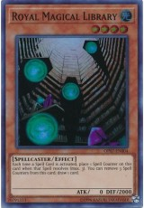 Royal Magical Library - OP07-EN004 - Super Rare