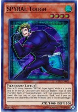 SPYRAL Tough - OP07-EN005 - Super Rare