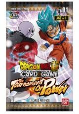 Dragon Ball Super CCG - Tournament Of Power Booster