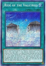 Ride of the Valkyries - SHVA-EN006 - Secret Rare