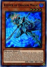 Keeper of Dragon Magic - CT15-EN004 - Ultra Rare
