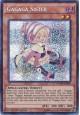 Gagaga Sister - WSUP-EN006 - Prismatic Secret Rare