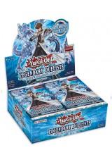 Yu-Gi-Oh! Duelistas Lendários: Dragão Branco do Abismo Booster Box